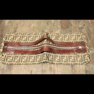 Vintage Fendi duffle bag